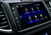 Honda CR-V - ekran dotykowy