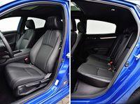 Honda Civic 1.6 i-DTEC Executive - fotele i kanapa