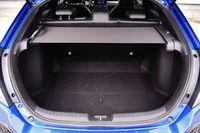 Honda Civic 1.6 i-DTEC Executive - bagażnik