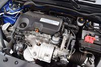 Honda Civic 1.6 i-DTEC Executive - pod maską