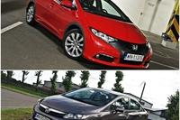 Honda Civic 5d 1.8 i-VTEC Sport vs Honda Civic 4d 1.8 i-VTEC Executive