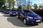 Honda HR-V i Jazz - nowe modele już w sprzedaży