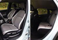 Honda Jazz 1.5 i-MMD Hybrid Crosstar Executive - fotele