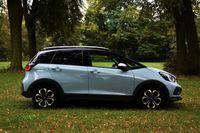 Honda Jazz 1.5 i-MMD Hybrid Crosstar Executive - profil