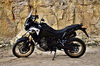 Honda CRF1100L Africa Twin Adventure Sports - sylwetka z boku