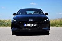 Hyundai Elantra 1.6 MPI Executive - przód