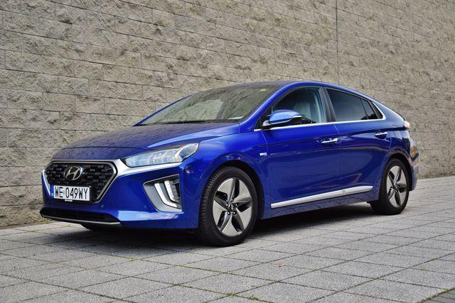 Hyundai IONIQ Hybrid Platinum
