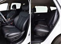 Hyundai Santa Fe 1.6 T-GDI HEV 6AT Platinum - fotele