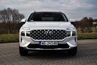 Hyundai Santa Fe 1.6 T-GDI HEV 6AT Platinum - przód