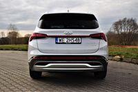 Hyundai Santa Fe 1.6 T-GDI HEV 6AT Platinum - tył