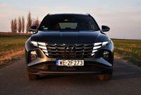 Hyundai Tucson 1.6 T-GDI HEV 6AT Platinum - przód