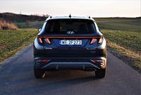 Hyundai Tucson 1.6 T-GDI HEV 6AT Platinum - tył
