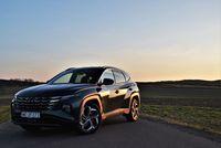 Hyundai Tucson 1.6 T-GDI HEV 6AT Platinum - z przodu