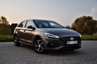 Hyundai i30 Wagon 1.6 CRDI Comfort budzi zaufanie