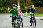 Rowery dla dzieci po lupą IH