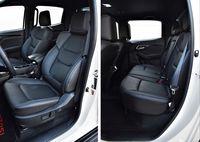 Isuzu D-MAX 1.9 D LSE - fotele