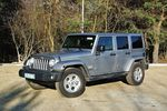 Jeep Wrangler Unlimited 2.8 CRD Sahara - ekspert survivalu