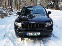 Jeep Compass 2,2 CRD 4x4 Limited - przód