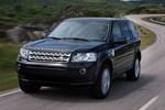 Land Rover Freelander 2 na rok modelowy 2013