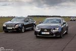 Lexus Driving Experience - ujarzmiony RCF