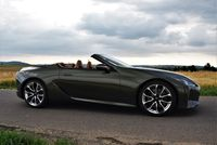 Lexus LC 500 CV - profil