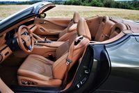 Lexus LC 500 CV - fotele