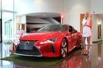 Lexus LC - polska premiera