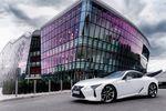 5 minut z Lexus LC500h
