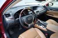 Lexus GS 250 Prestige - wnętrze