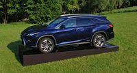 Lexus RX - profil