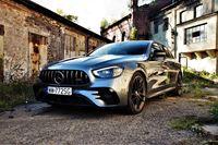 Mercedes-AMG E 53 4MATIC+, czyli supersedan