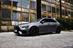 Mercedes-AMG A 45 S 4MATIC+ podniósł poprzeczkę