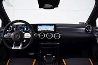 Mercedes-AMG A 45 S 4MATIC+ - deska rozdzielcza