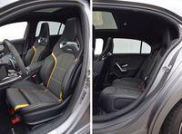 Mercedes-AMG A 45 S 4MATIC+ - fotele