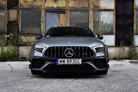 Mercedes-AMG A 45 S 4MATIC+ - przód