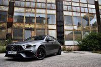 Mercedes-AMG A 45 S 4MATIC+ - z przodu