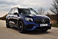 Mercedes-AMG GLB 35 4MATIC dla szukających inności