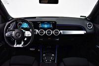 Mercedes-AMG GLB 35 4MATIC - deska rozdzielcza