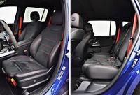 Mercedes-AMG GLB 35 4MATIC - fotele