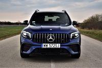 Mercedes-AMG GLB 35 4MATIC - przód