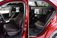 Mercedes-Benz GLE 400 d 4MATIC - fotele