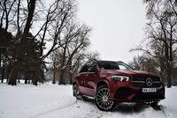 Mercedes-Benz GLE 400 d 4MATIC - z przodu