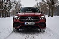 Mercedes-Benz GLE 400 d 4MATIC - przód
