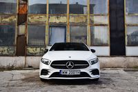 Mercedes-Benz A 200 7G-Tronic - przód