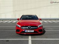 Mercedes-Benz A200 - przód