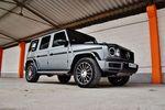 Mercedes-Benz G 350 d. Cena nie gra roli...