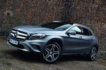 Mercedes-Benz GLA 250 4MATIC przykuwa wzrok