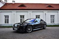 Mercedes-Benz S 500 4MATIC L podnosi poprzeczkę