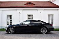 Mercedes-Benz S 500 4MATIC L - profil