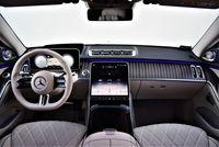 Mercedes-Benz S 500 4MATIC L - deska rozdzielcza
